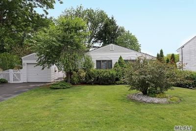 Kings Park Single Family Home For Sale: 14 Knight Ln
