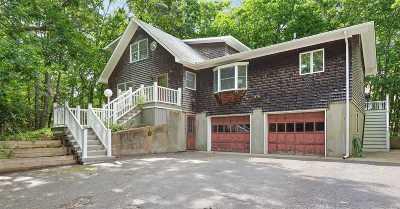 Sag Harbor Single Family Home For Sale: 765 Brick Kiln Rd