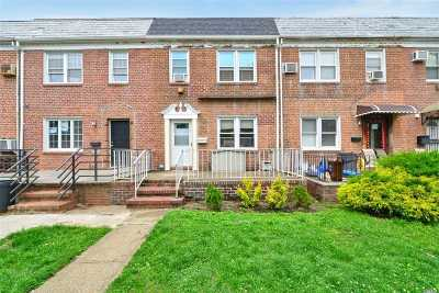 Flushing NY Single Family Home For Sale: $809,000
