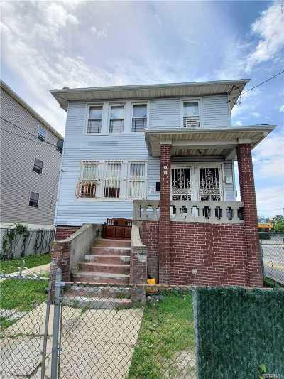 Far Rockaway Multi Family Home For Sale: 333 Beach 66th St