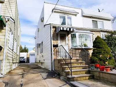 Bayside Single Family Home For Sale: 32-19 204th St