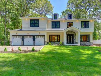 Dix Hills Single Family Home For Sale: 28 Wagon Wheel Ln