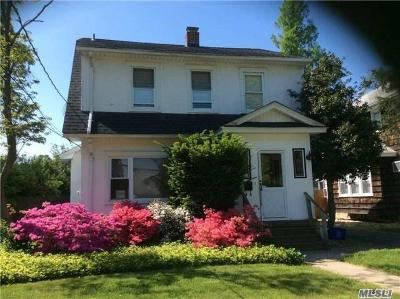 Nassau County, Suffolk County Single Family Home For Sale: 311 Rose St