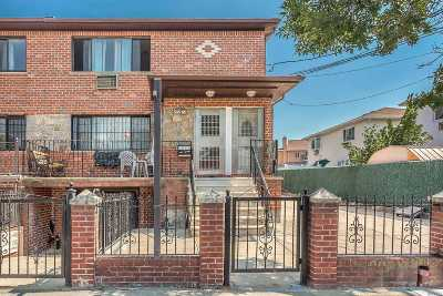 Queens Village, Briarwood, Bayside, Hillcrest, Jamaica Multi Family Home For Sale: 20712 48th Ave