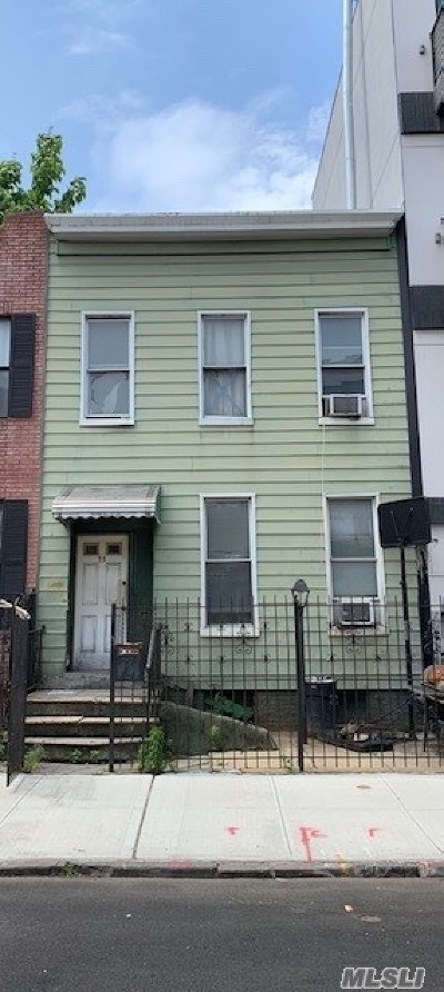 Brooklyn Single Family Home For Sale: 55 Himrod St