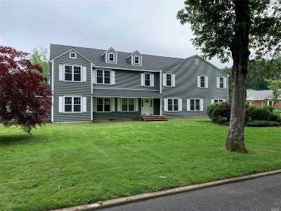 Huntington Single Family Home For Sale: 159 Mannetto Hill Rd