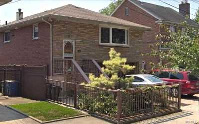 Flushing Single Family Home For Sale: 19508 45th Ave