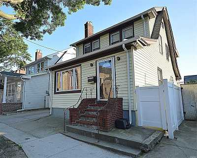 Queens Village, Briarwood, Bayside, Hillcrest, Jamaica Single Family Home For Sale: 92-74 Springfield Blvd