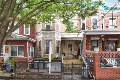 Woodhaven Multi Family Home For Sale: 86-34 89th St