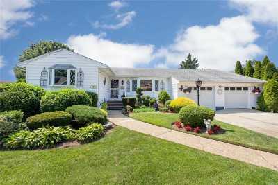 Massapequa Single Family Home For Sale: 218 N Poplar St