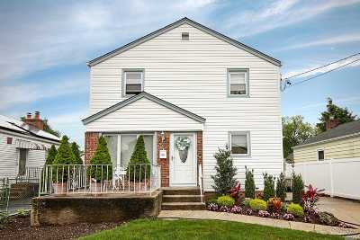 Westbury Single Family Home For Sale: 124 Gordon Ave