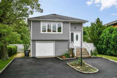 West Islip Single Family Home For Sale: 670 Higbie Ln