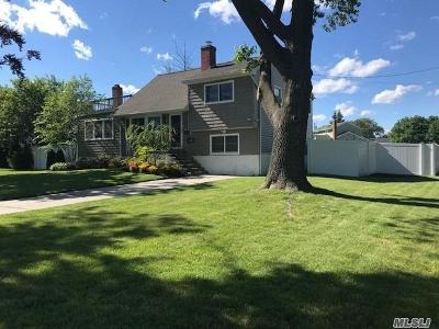 West Islip Single Family Home For Sale: 3 David Ct