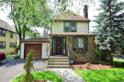 Malverne Single Family Home For Sale: 258 Rider Ave