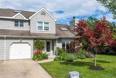 West Islip Condo/Townhouse For Sale: 10 Beach Manor Ct