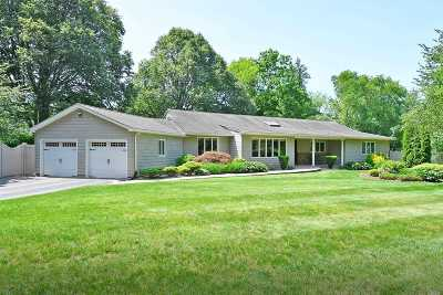 Dix Hills Single Family Home For Sale: 5 Etna Ln