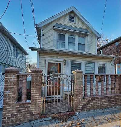 Queens Village, Briarwood, Bayside, Hillcrest, Jamaica Single Family Home For Sale: 151-33 134th Ave