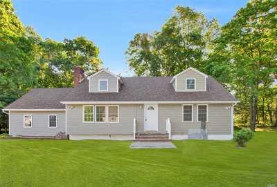 Lake Grove Single Family Home For Sale: 21 Fir St