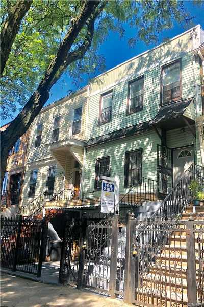 Brooklyn Multi Family Home For Sale: 1109 Greene Ave
