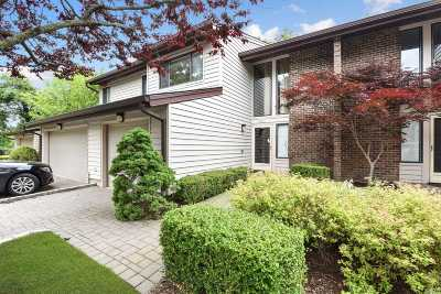 Jericho Condo/Townhouse For Sale: 40 Maple Run Ct #D
