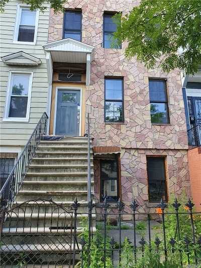 Brooklyn Multi Family Home For Sale: 1193 Saint Marks Ave