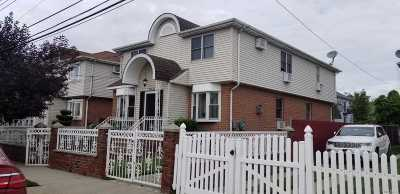 Queens Village, Briarwood, Bayside, Hillcrest, Jamaica Multi Family Home For Sale: 14439 176th St