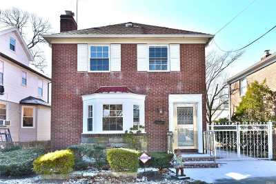 Jamaica Estates Single Family Home For Sale: 85-40 Eton St