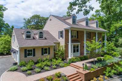 Setauket Single Family Home For Sale: 12 Indian Valley Rd
