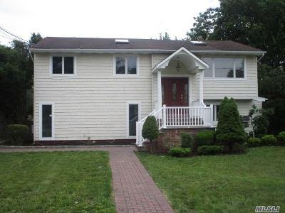 Central Islip Single Family Home For Sale: 218 Atlantic St