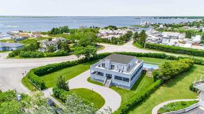 Hampton Bays Single Family Home For Sale: 24 Lighthouse Rd