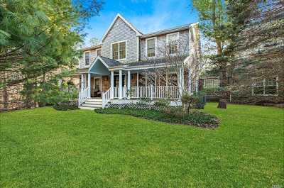 East Hampton Single Family Home For Sale: 24 Marion Ln