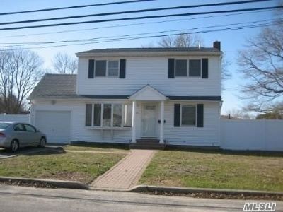 West Islip Single Family Home For Sale: 350 Garden St