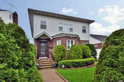 Fresh Meadows Single Family Home For Sale: 184-14 64th Ave