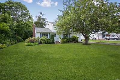 Patchogue Single Family Home For Sale: 130 Avery Ave