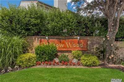 Wantagh Condo/Townhouse For Sale: 184 Laurel Ln