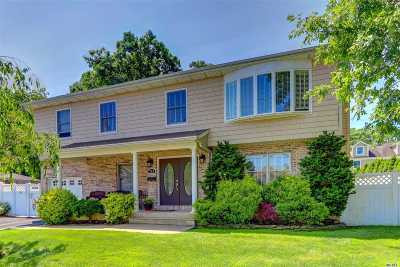 Massapequa Single Family Home For Sale: 286 Jerusalem Ave