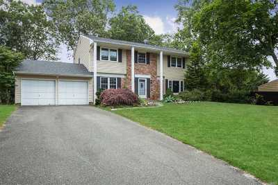 S. Setauket Single Family Home For Sale: 4 Link Ct