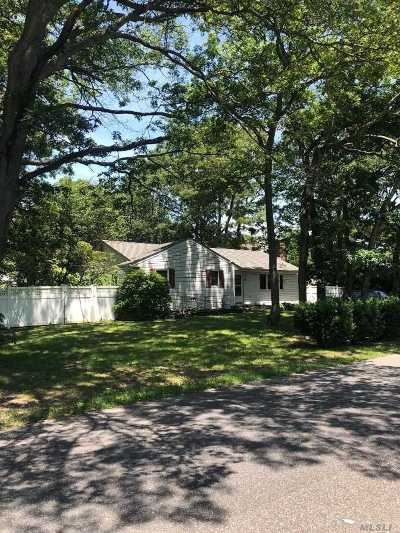 Patchogue Single Family Home For Sale: 43 Morris Ave