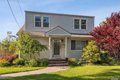 Rockville Centre Single Family Home For Sale: 444 Jefferson Ave