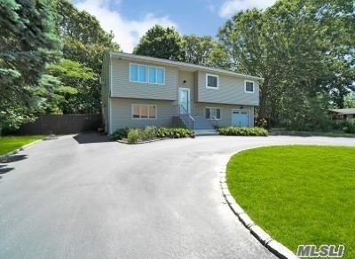 Ronkonkoma Single Family Home For Sale: 17 Bay Ave