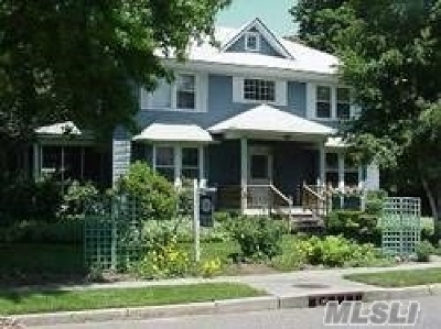 Westbury Single Family Home For Sale
