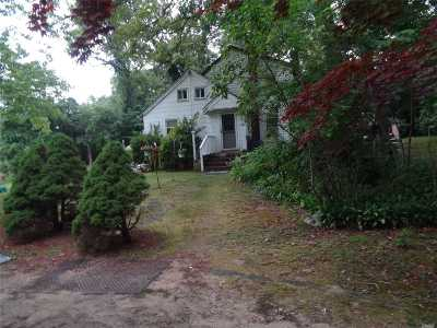 Nesconset Single Family Home For Sale: 31 Spectacle Lake Dr