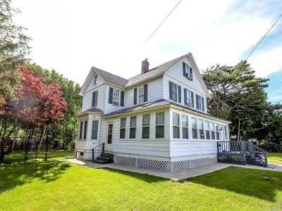 Central Islip Single Family Home For Sale: 5 Hazel St