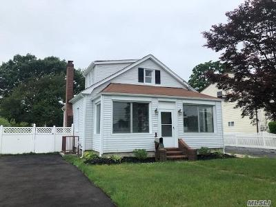 Deer Park NY Single Family Home For Sale: $379,990
