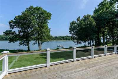 Lloyd Harbor Single Family Home For Sale: 54 School Ln