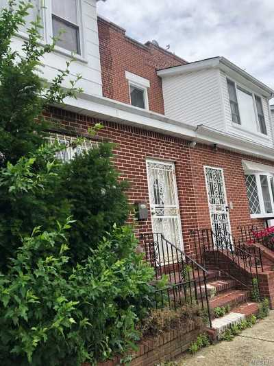 Ozone Park Multi Family Home For Sale: 103-33 107th St
