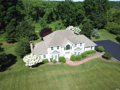 Nissequogue Single Family Home For Sale: 1 Northfield Ln