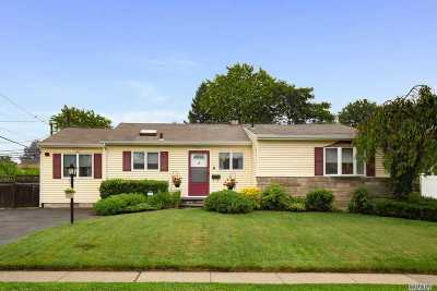 Plainview Single Family Home For Sale: 6 Vera Ave