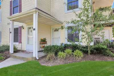 Middle Island Condo/Townhouse For Sale: 78 Fairview Cir