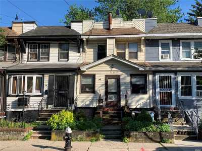 Woodhaven Single Family Home For Sale: 91-10 91st Ave